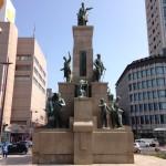 鹿児島駅前 銅像